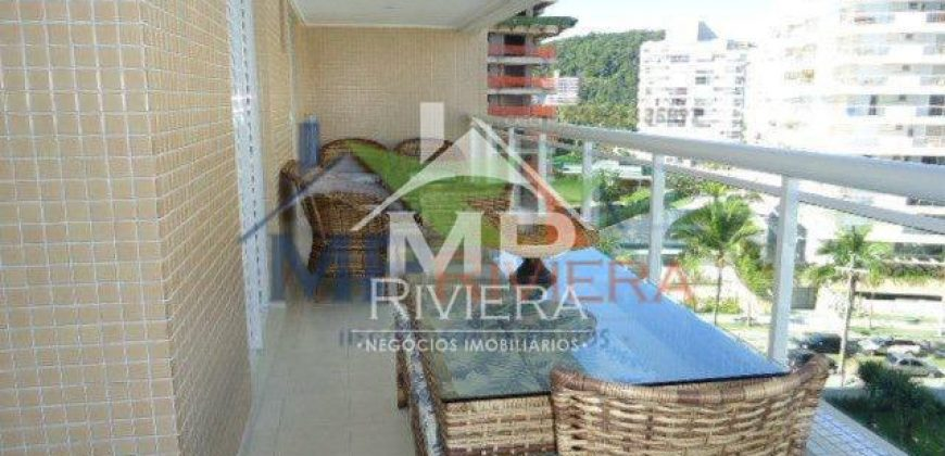 Apartamento edifício Deck Riviera de São lourenço